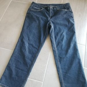 Signature Slimmming women Jeans, size 14 P.
